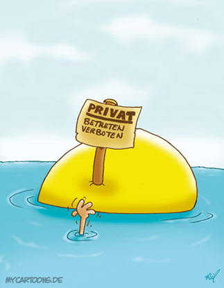 cartoon  2007 10 27 insel verbot