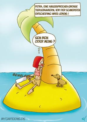 cartoon  2007 10 28 insel hunger