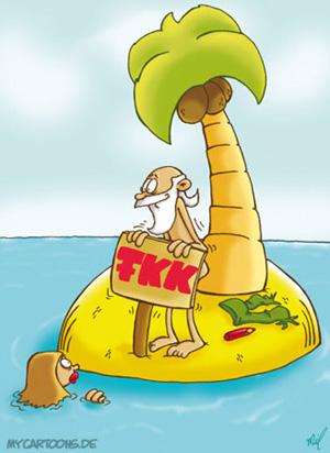 cartoon  2007 11 07 insel fkk
