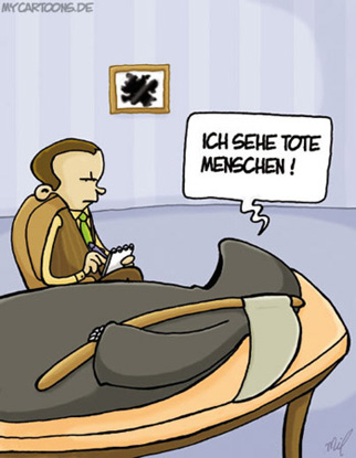 cartoon  2007 11 23 psychiater tod