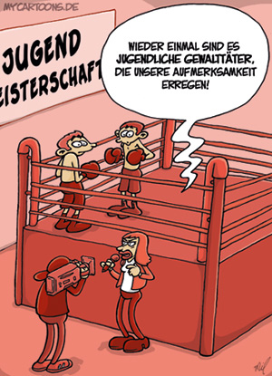 2009-09-23-cartoon-gewalttaetig