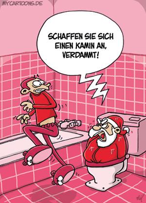 2009-12-17-cartoon-weihnachtsaerger