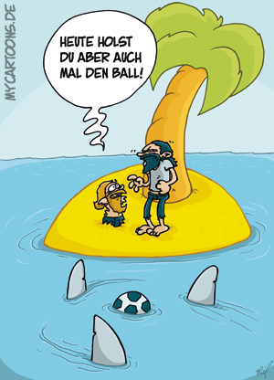 cartoon  2012 10 25 insel ball