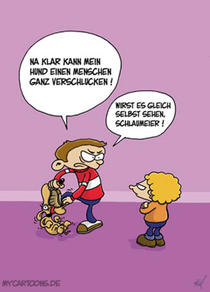 cartoon  2008 01 23 hundetrick