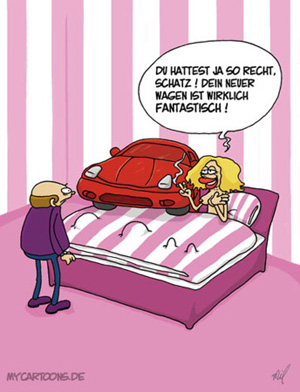 cartoon  2008 01 06 autoliebe